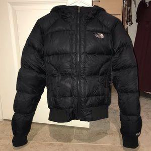 North Face 550 Winter Coat